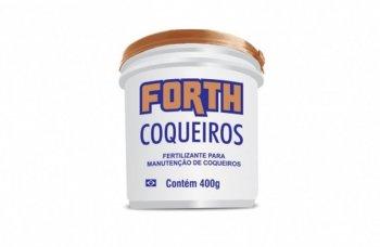 ADUBO COQUEIRO FORTH (400GR)