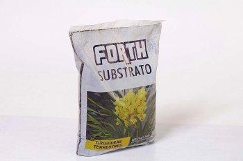 Forth Substrato Orquídeas Terrestres 2kg