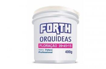 FORTH ORQUÍDEAS FLORAÇÃO 04-45-15 (400GR)