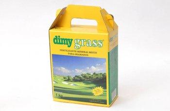 DIMY GRASS FERTILIZANTE MINERAL MISTO PARA GRAMADOS (1KG)